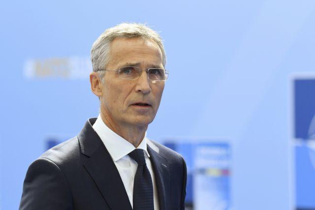 Στόλτενμπεργκ: Η συμμαχία θα πετύχει αύξηση αμυντικών δαπανών-ενωμένη ισχυρότερη | tovima.gr