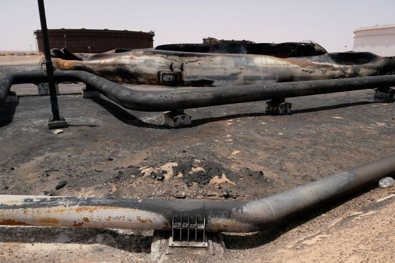 Σαουδική Αραβία: Σταματά τη διέλευση πετρελαίου μέσω Ερυθράς Θάλασσας | tovima.gr