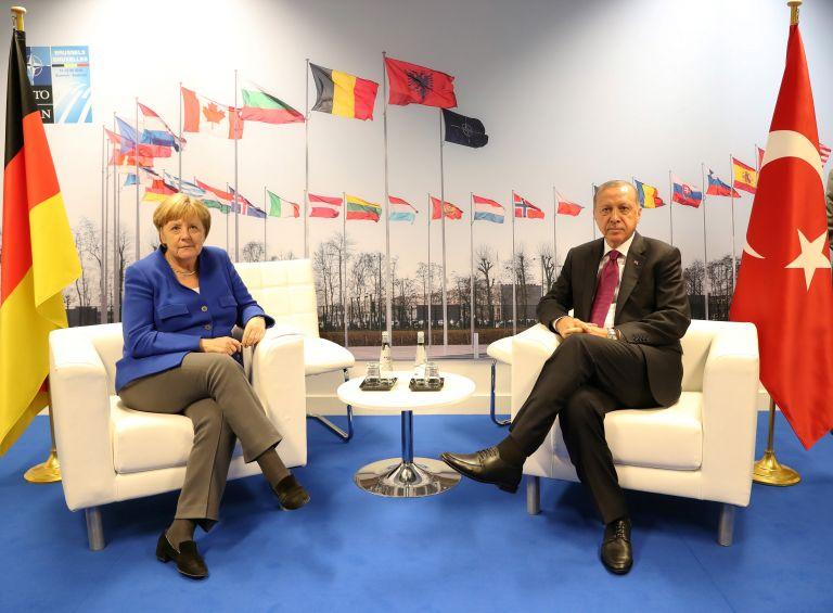 Στα τέλη Σεπτεμβρίου θα επισκεφθεί τη Γερμανία ο Ερντογάν | tovima.gr