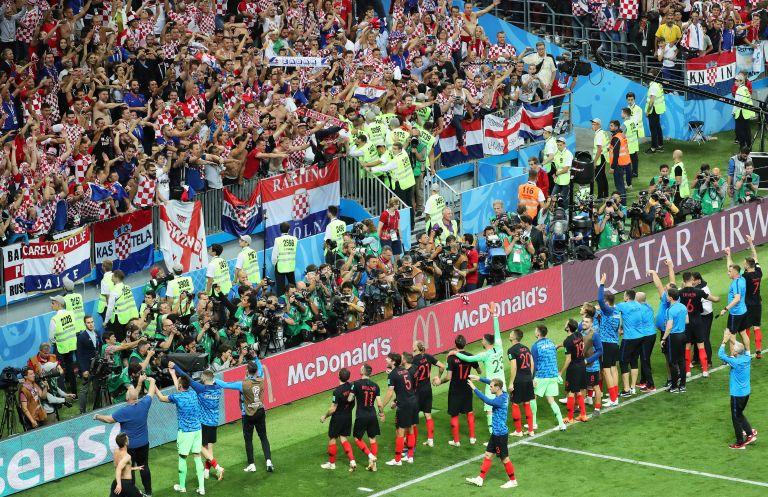 Παγκόσμιο Κύπελλο Ποδοσφαίρου 2018 : Κροατία – Αγγλία 2 – 1 | tovima.gr