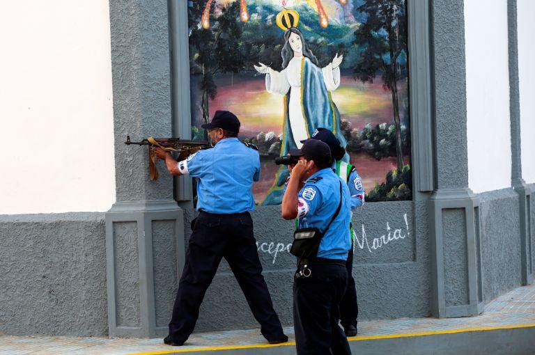 Νικαράγουα: Εξακολουθεί το κύμα βίας κατά των εξεγερμένων πολιτών | tovima.gr