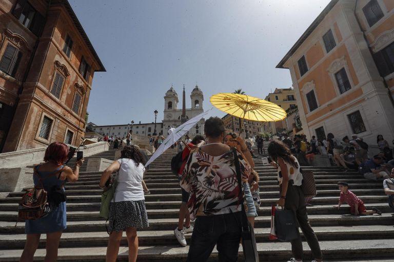 Ευρώπη: Ζέστη και ξηρασία, προκαλεί ανησυχία | tovima.gr
