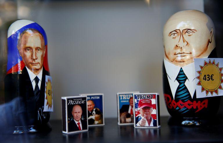 Δημοσκόπηση: Πιο επικίνδυνος ο Τραμπ από τον Πούτιν, λένε 2 στους 3 Γερμανούς   tovima.gr