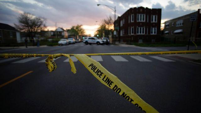 Βίαιες συγκρούσεις στο Σικάγο μετά από νέο κρούσμα αστυνομικής βίας   tovima.gr