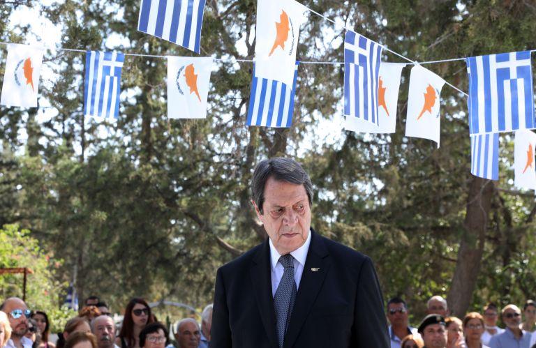 Αναστασιάδης: Καταδικασμένη να καταρρεύσει μια συμφωνία που θα βασίζεται στην αδικία | tovima.gr