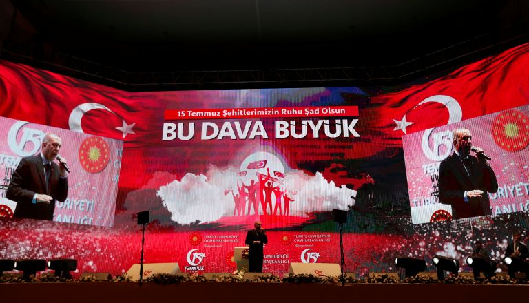 Ερντογάν: Μαθήματα δημοκρατίας και δικαιοσύνης στην Ελλάδα και έμμεσες απειλές | tovima.gr