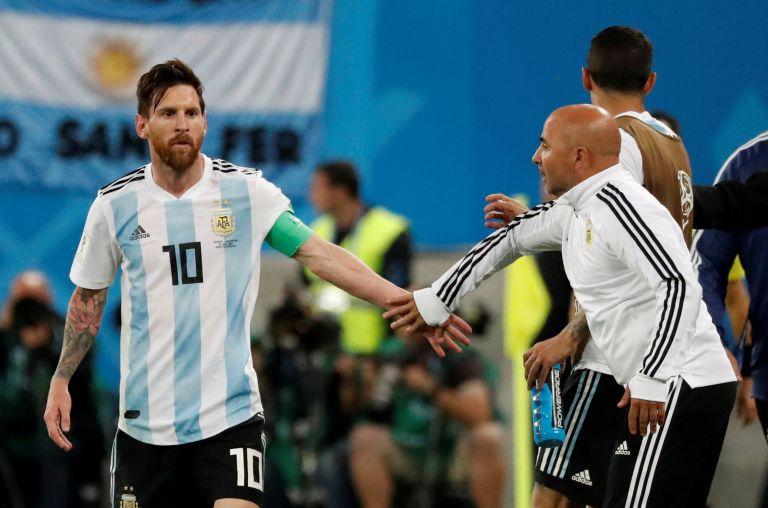 Μέσι: Φήμες για αποχώρηση από την Εθνική Αργεντινής | tovima.gr