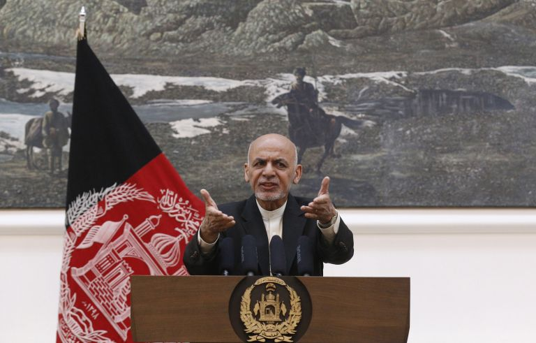 Αφγανιστάν : Εκεχειρία υπό όρους με τους Ταλιμπάν   tovima.gr