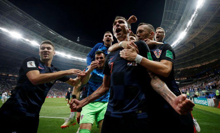 Κροατία: Αποσύρθηκε από την Εθνική ο Μάντζουκιτς | tovima.gr