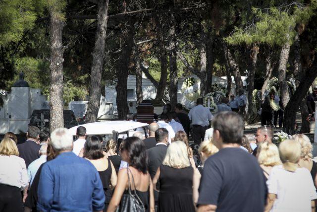 Τελευταίο αντίο στον Μάνο Αντώναρο | tovima.gr