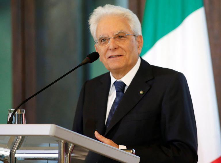 Ιταλία: Έπιθέσεις μέσω Διαδικτύου κατά του Σέρτζιο Ματαρέλα | tovima.gr