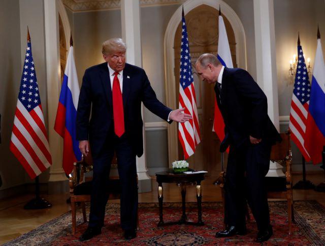 Οργή στις ΗΠΑ για το φιάσκο Τραμπ με τον Πούτιν | tovima.gr