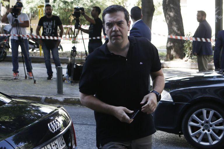 Συνεδρίαση Πολιτικού Συμβουλίου ΣΥΡΙΖΑ ενόψει ανασχηματισμού | tovima.gr