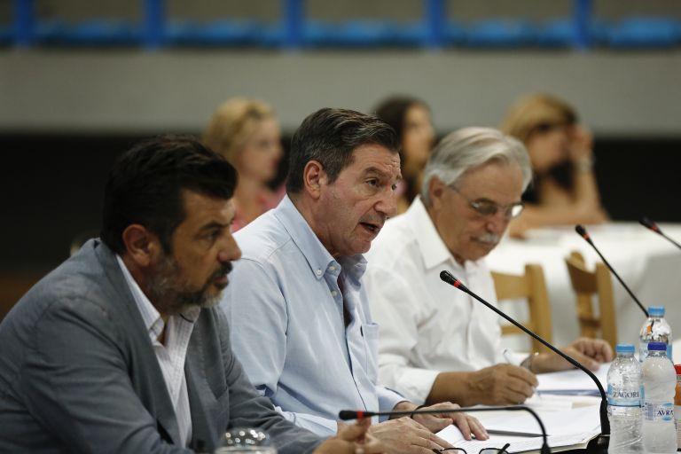 Καμίνης για κυβέρνηση: Παραδίδουν την Αθήνα σε μειοψηφίες | tovima.gr