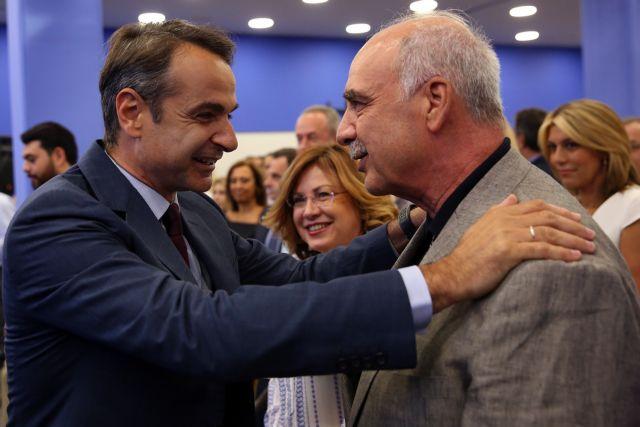 Κάλυψε τα νώτα του και κήρυξε εκλογικό συναγερμό | tovima.gr