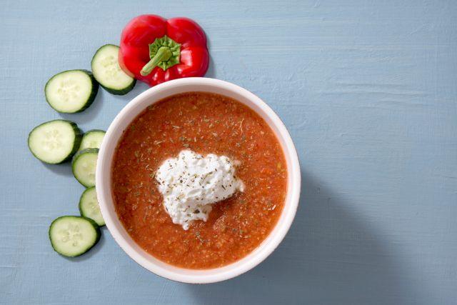 Οι σούπες… ψυγείου | tovima.gr