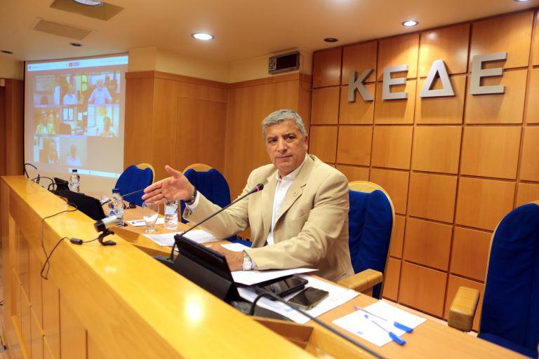 Πατούλης : Οξεία κριτική σε κυβέρνηση και Πρωθυπουργό | tovima.gr