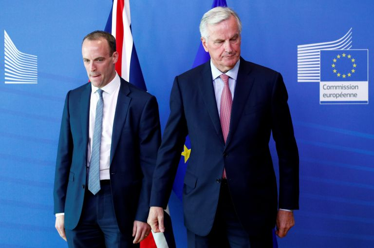 Εντατικοποίηση των συνομιλιών για το Brexit θέλει η Βρετανία | tovima.gr