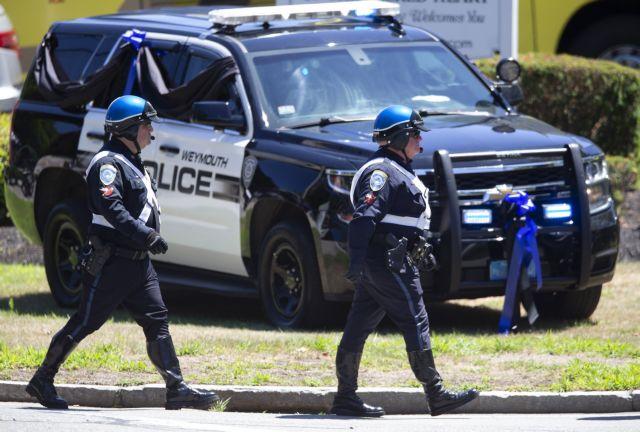 Κανένας κίνδυνος στην αεροπορική βάση στο Οχάιο | tovima.gr