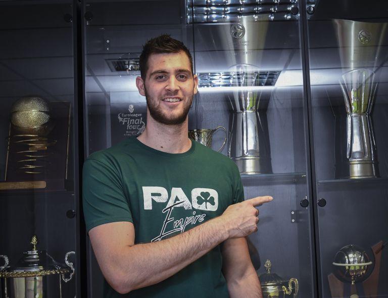 Παναθηναϊκός: Υπέγραψε τριετές συμβόλαιο ο Γ. Παπαγιάννης | tovima.gr
