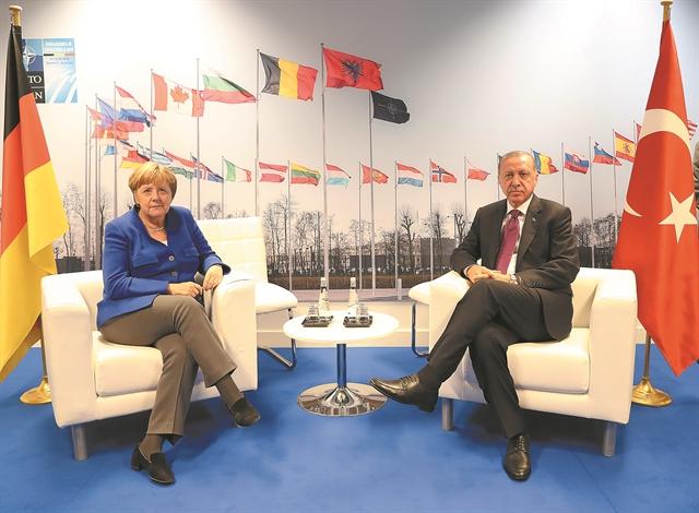 Τι θέλει η Γερμανία στην Ανατολική Μεσόγειο   tovima.gr