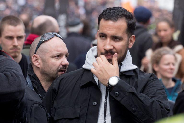 Παρατείνεται η κράτηση του πρώην υπευθύνου ασφαλείας του Γάλλου προέδρου | tovima.gr