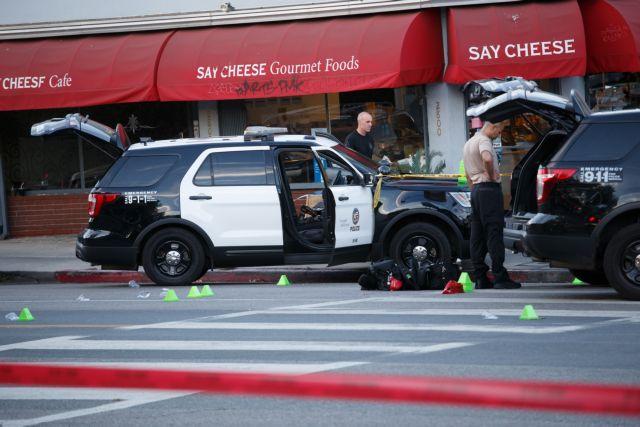 Λος Αντζελες: Νεκρή γυναίκα και 40 όμηροι από ένοπλο σε Σούπερ Μάρκετ   tovima.gr