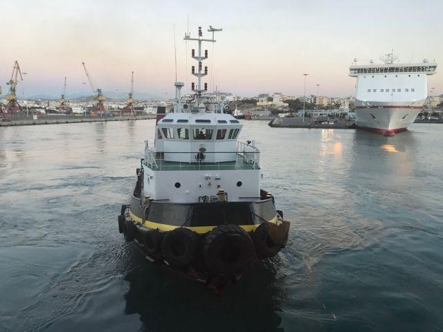 Κοινοπραξία τεσσάρων εταιρειών ρυμούλκησης και ναυαγαιρεσίας | tovima.gr