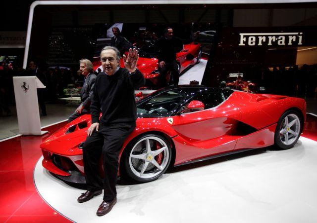 Αιφνίδια αποχώρηση του προέδρου της Ferrari λόγω σοβαρής ασθένειας | tovima.gr