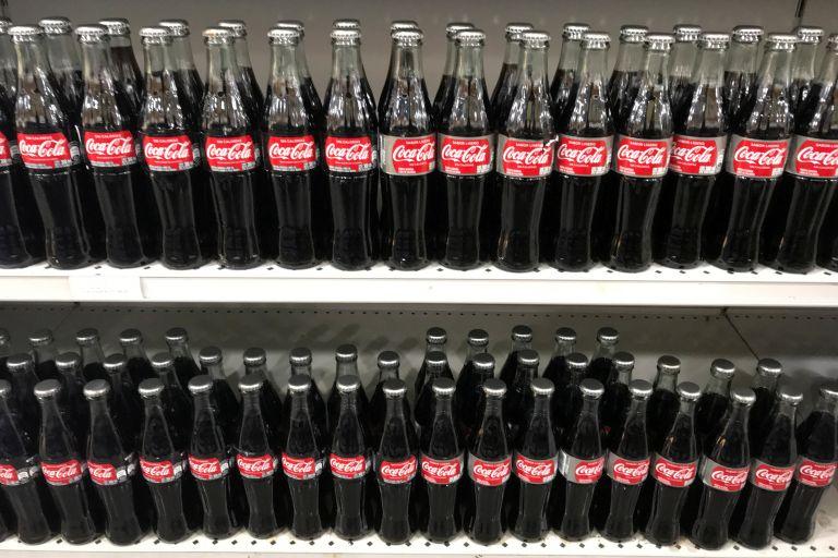 Αύξηση κερδών 13,2% για την Coca Cola στο εξάμηνο | tovima.gr