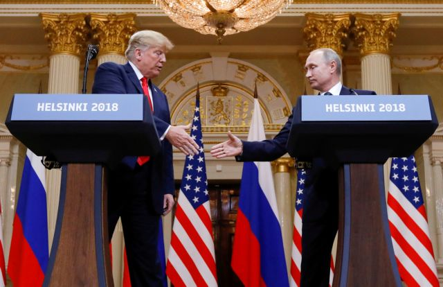Τραμπ: Θα δω τον Πούτιν μετά το τέλος του κυνηγιού των μαγισσών | tovima.gr