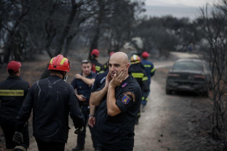 Μοσκοβισί:  Συλλυπητήρια στις οικογένειες των θυμάτων των πυρκαγιών | tovima.gr