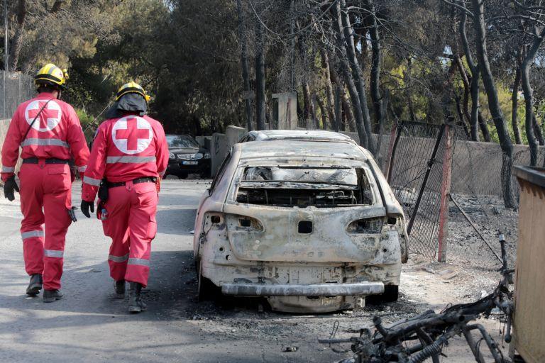 Την ύπαρξη ενός και μόνο λογαριασμού για τους πυρόπληκτους επισημαίνει ο Ερυθρός Σταυρός   tovima.gr