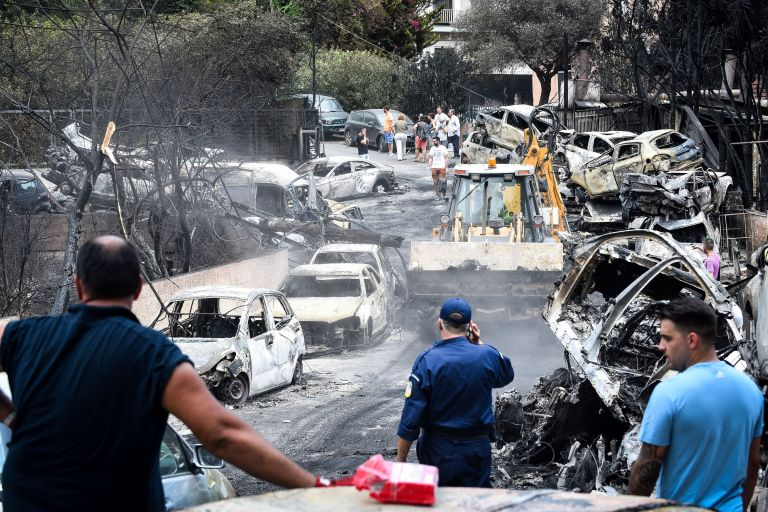 Fears that death toll will be much higher than 60 | tovima.gr