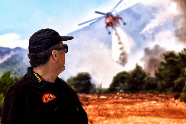 ΑΔΕΔΥ: Συμπαράσταση στα θύματα των πυρκαγιών | tovima.gr