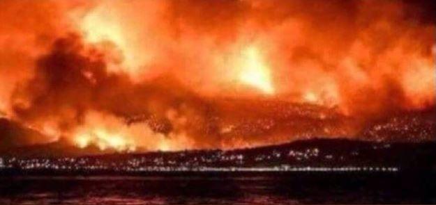Οι ψεύτικες φωτογραφίες από τις πυρκαγιές της Αττικής | tovima.gr