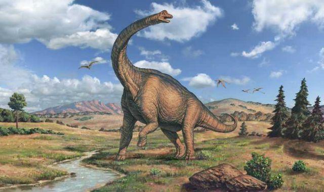 O Μεγαλοπόδης υπήρξε και ήταν… Βραχιόσαυρος | tovima.gr