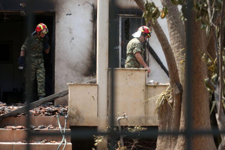 Μαραθώνας – Ραφήνα: Εργα αντιπλημμυρικής προστασίας από τον Στρατό | tovima.gr