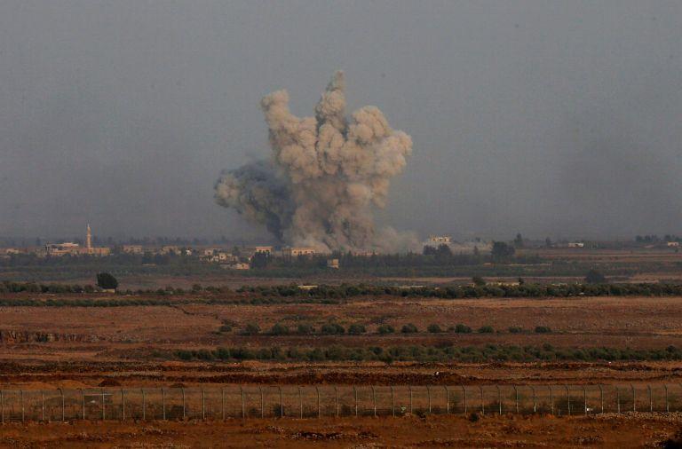 Συρία: Eκρηξη σε αποθήκη όπλων – 39 νεκροί | tovima.gr