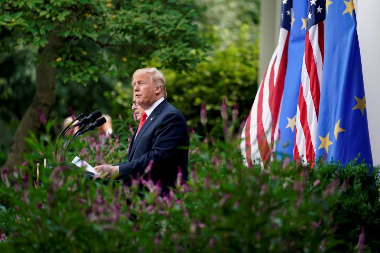 Γερμανός ΥΠΕΞ: Περισσότερη ισορροπία μεταξύ ΗΠΑ – Ευρώπης | tovima.gr