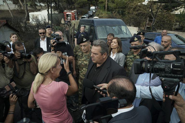 Οργισμένοι πολίτες κατακεραυνώνουν  τον Καμμένο μέσω των social media | tovima.gr