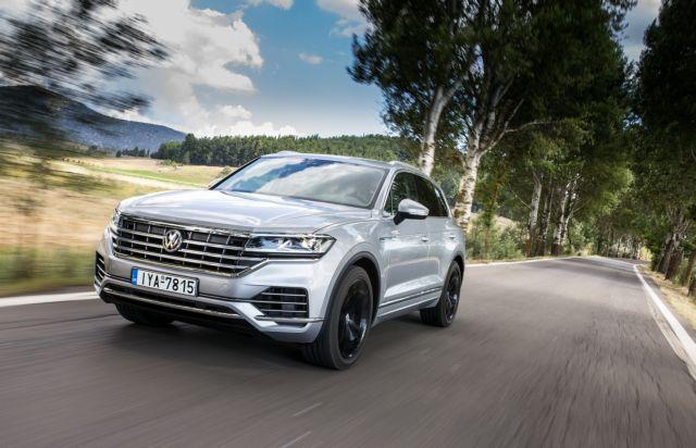 VW Touareg: Σε νέο ρόλο | tovima.gr