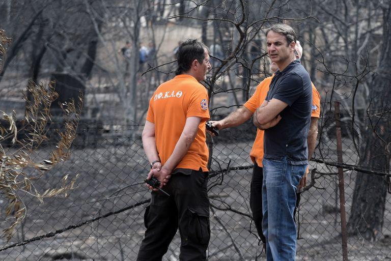 ΝΔ: Τους ενδιέφερε μόνο η επικοινωνιακή διαχείριση της τραγωδίας | tovima.gr