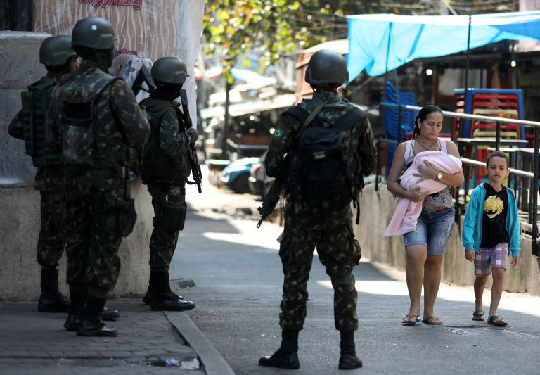 Θλιβερό ρεκόρ στη Βραζιλία : Αγγίζουν τις 64.000 οι δολοφονίες | tovima.gr