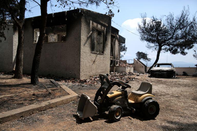 Στους 83 οι νεκροί των πυρκαγιών, ενώ 11 άτομα παραμένουν σε Μονάδες Εντατικής Θεραπείας | tovima.gr