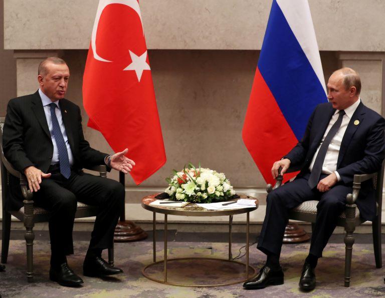 Πούτιν – Ερντογάν: Τηλεφωνική επικοινωνία των δύο ηγετών | tovima.gr