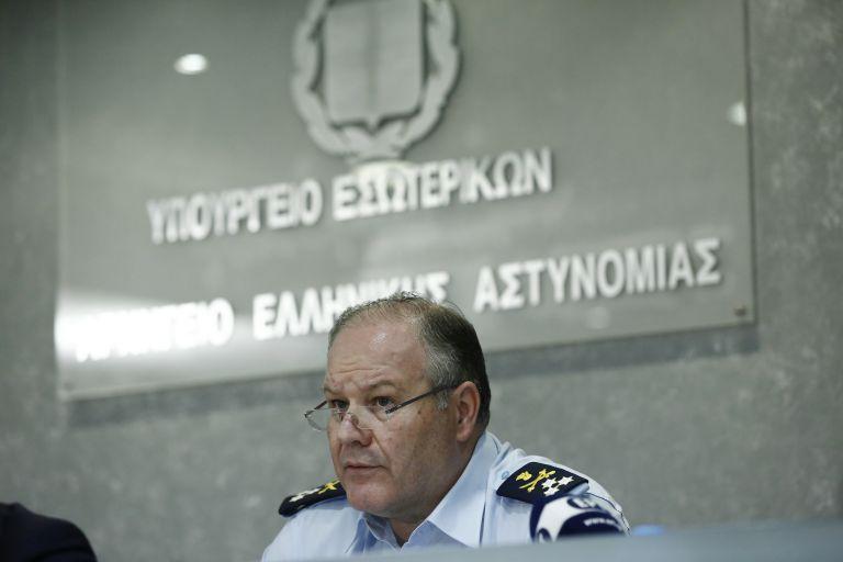 Απερχόμενος αρχηγός ΕΛ.ΑΣ : Εξαντλήσαμε τις δυνάμεις μας αλλά θα θέλαμε να τις είχαμε ξεπεράσει | tovima.gr