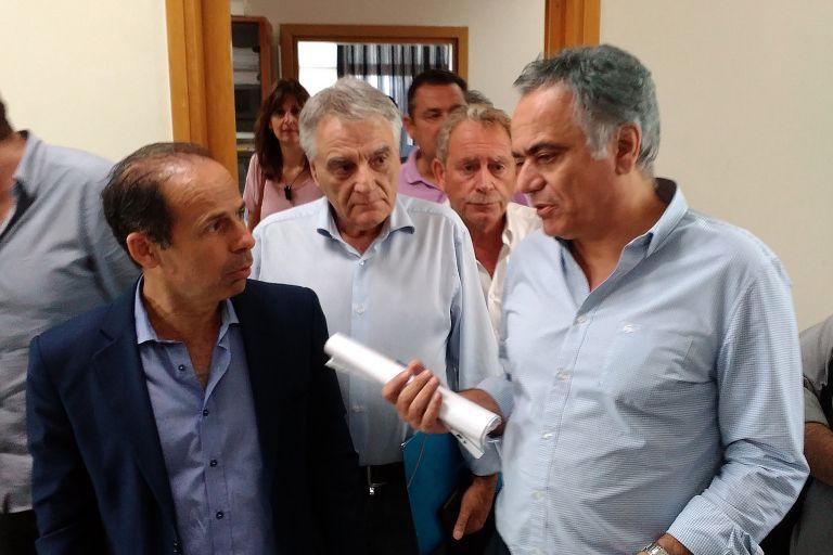 Δήμαρχος Ραφήνας: Δεν ενεργοποιήθηκε το σχέδιο εκκένωσης για το Μάτι | tovima.gr