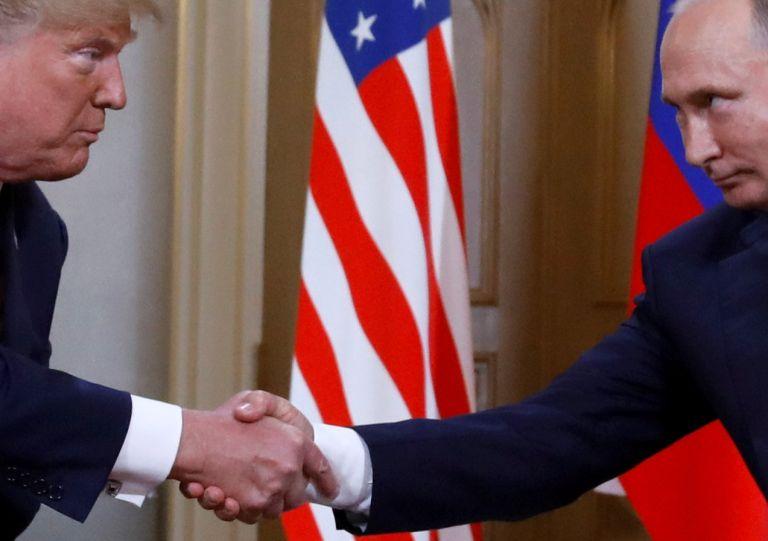 Επιστολή για περαιτέρω συνεργασία από Τραμπ σε Πούτιν | tovima.gr