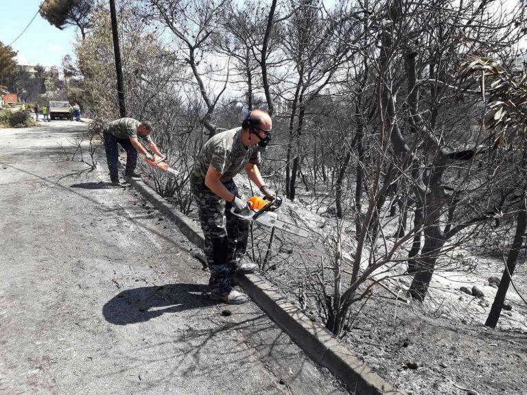 Σκουρλέτης – Ψινάκης: Συνάντηση για τον Μαραθώνα μετά τη φονική πυρκαγιά | tovima.gr